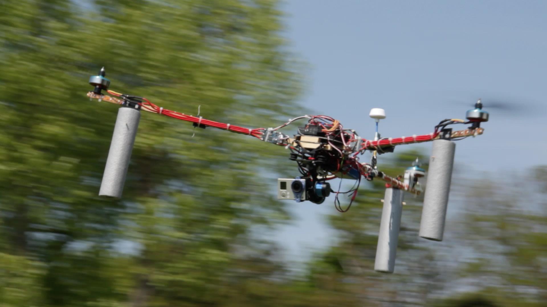 Ist das eine Drohne?