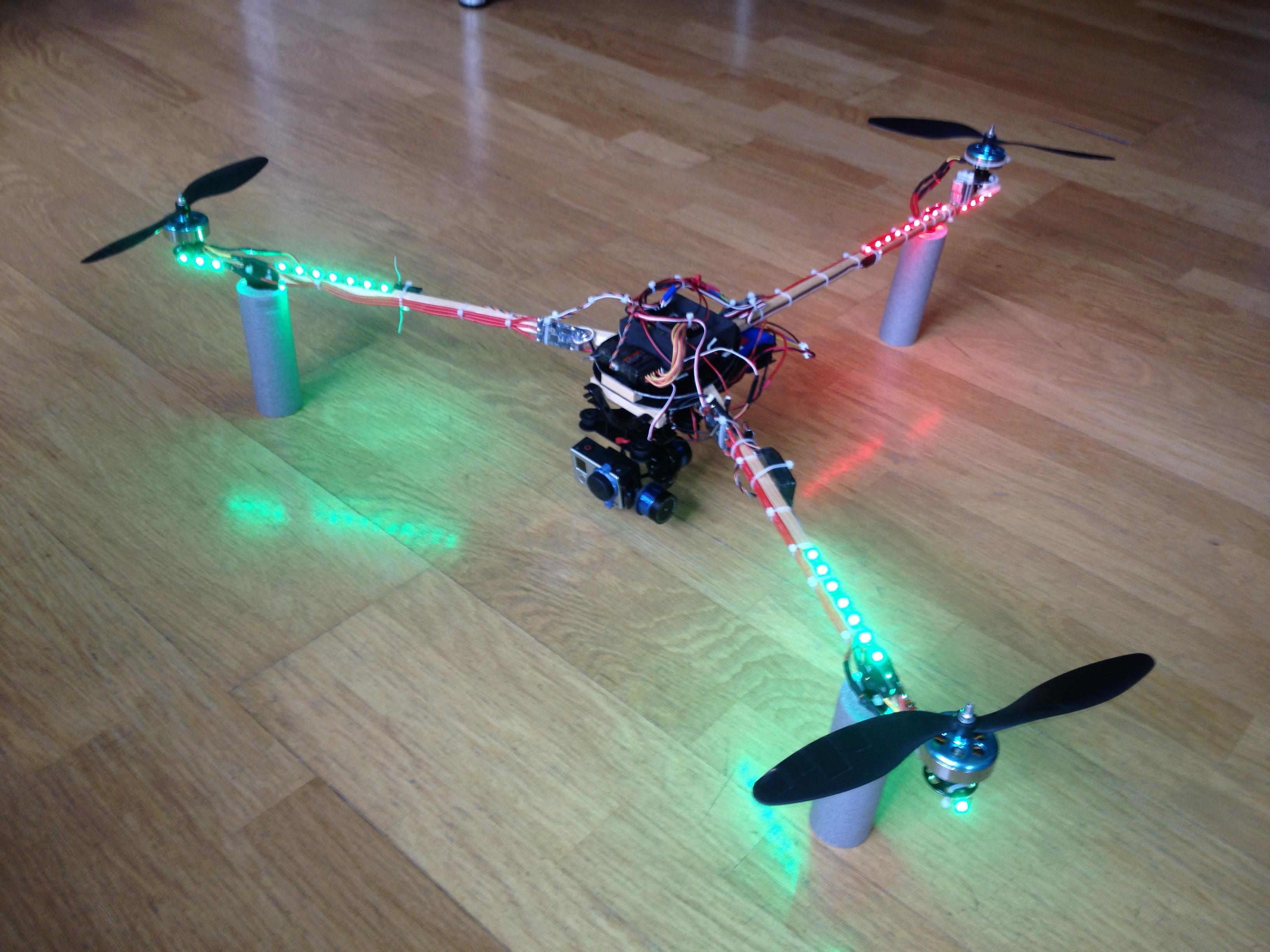 Tillcopter I
